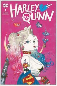 Harley Quinn #1, DC Comics 2021, NM, Yoshitaka Amano Card Stock Variant