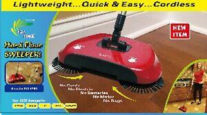 Easy Edge Hard Floor Sweeper Lightweight Cordless Multi 000RM