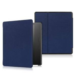 Hybrid Leather Smart Sleep Case Cover For Amazon Kindle Oasis E-reader 10th Gen