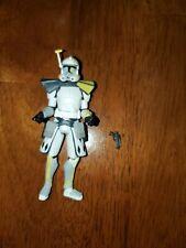 Star Wars Clone Wars Arc Commander Blitz Arc Trooper Defend Kamino RARE