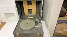 Older Waters Conley AE (3) Reproducer Phonograph Record Player #15090 - AS IS