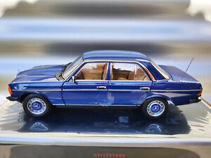 1:18 NOREV Mercedes 200 W123 blue NEU NEW
