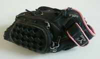 "Mizuno Prospect Finch Pink and Black Softball 11"" Glove GPP 1106 RHT"