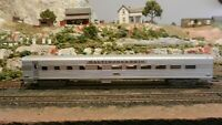 Con-Cor HO  B&O Streamlined Diner Metal Wheels,, Exc.