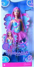 BARBIE FAIRYTOPIA MERMAIDIA  MATTEL 2005 K2656