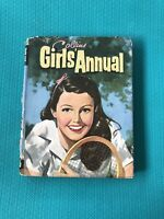 Collins GIRLS' ANNUAL HARDBACK- Vintage Book