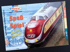 """Roco Katalog """"Spaß und Spiel auf kleinen Schienen"""", DIN A4, 32 Seiten, Neu!"""