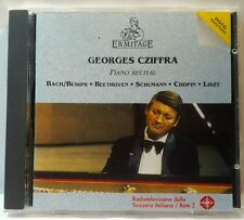 Georges Cziffra: Piano Recital (Ermatage, 1994) (cd6364)