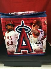 NEW Los Angeles Angels Of Anaheim AM / PM INSULATED DRINK OR FOOD BAG
