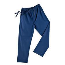 Scrub Pants,L,Navy,Mens 8550BNP LRG