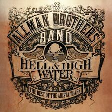 The Allman Brothers Band Hell And High Water-Best Of Arista Years CD NEW SEALED
