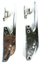 """2 Kason Edgemount Mechanical Latch & Strike 533D 9 5/16"""" 21129 Bar Cooler Latch"""