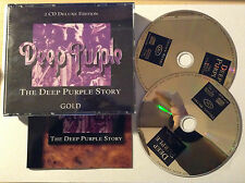 Deep Purple - Story [Primo] (2003) NR MINT CD QUALITY CHECKED & FAST FREE P&P