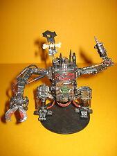 Space Orks - Orcs - metal Dreadnought - Deff Dread - Gargbot