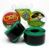 "Mr Tuffy 20x1.95-2.5"" BMX Pair (2) of Bike Tire Liners Stops Thorns/Flats Green"
