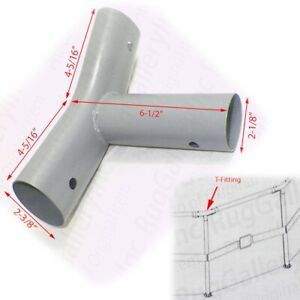 Swimming Pool T-Fitting Replacement Parts Summer Escapes Metal Frame M-PS20-1442