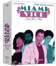 MIAMI VICE (Deux flics à Miami) - L'INTEGRALE DE LA SERIE BLU-RAY NEUF