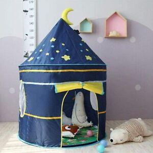 Sensory Tent Relax Calming Autism Moon Stars Fun games Kids Playhouse Castle