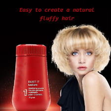 Styling Powder  Increases Hair Volume Captures Haircut  Unisex Modeling