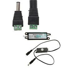 For Led Strip Mini Aotomatic Pir Infrared Motion Sensor Detector Switch Dc5v 24v