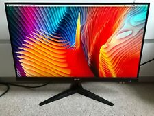 """ACER KG271 27"""" Full HD LED Gaming Monitor (1ms Response rate)"""