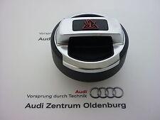 Original Audi R8 Verschlussdeckel für Kühlmittelbehälter, Verschlussdeckel chrom