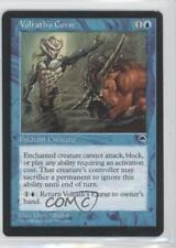 1997 Magic: The Gathering - Tempest Booster Pack Base #NoN Volrath's Curse 0a0