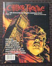 1996 CHILLER THEATRE Magazine #5 VF- 7.5 The Omen / Ackerman / Zacherle