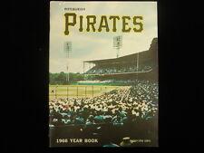 1966 Pittsburgh Pirates Baseball Yearbook