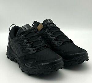 ASICS Gel FujiTrabuco 8 G-TX Black - Men's Trail Running Shoes Size 8 1011A670