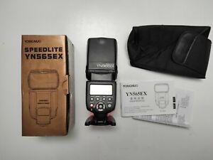 Yongnuo Speedlite YN-565 EX TTL Flash Canon