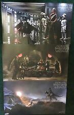 Star Wars Celebration VII Black Series Hasbro Anaheim Stephen Hayford Poster Set