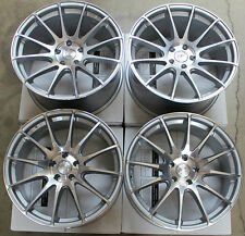 "20"" GROUND FORCE GF6 WHEELS SET FOR BMW E53 E70 E71 X5 X6 CONCAVE STAGGERED"