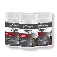 [Good Health] Vigor New Zealand Deer Velvet Male Reproductive Support 150 Caps