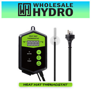 Digital Heat Mat Thermostat Suitable For All Heat Mats
