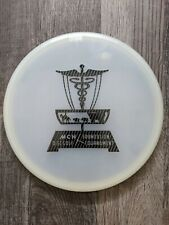 Westside Discs Glow Harp Tournament Stamp. 175g Rare Overstable Approach.