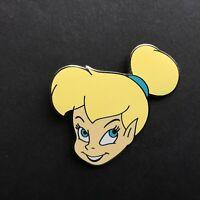 Tinker Bell Face - Disney Pin 67603