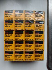 Kodak HI Speed Infrared B&W Film HIE-135-36