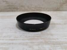 Nikon HN-2 Metal Lens Hood 52mm
