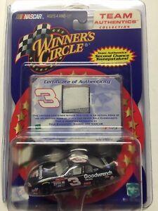 Dale Earnhardt 2001 Team Authentics Winners Circle Goodwrench Uniform Firesuit