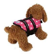 Puppy Pet Dog Life Jacket Preserver Swimming Surf Safety Reflective Protect Vest