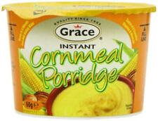 Grace Instant Cornmeal Porridge 60 g (Pack of 12) Free delivery