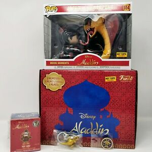 Funko Disney Treasures - Aladdin Jafar as the Serpent #554 Pop! Movie Moments