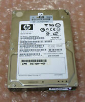 "HP 146GB 2.5"" SFF SAS 15K RPM 9FU066-085 No Caddy"