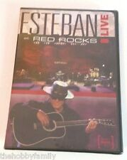 ESTEBAN: Live at Red Rocks (2005, 2 DVD) BRAND NEW: Guitar Music Concert