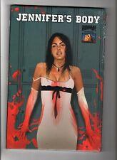 Jennifer's Body Hard Cover Comic Graphic Novel Boom Studios 2009