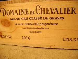 Chateau Domaine de Chevalier 2016, Pessac Leognan