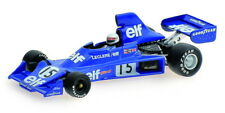 1:43 Tyrrell Ford 007 Leclere 1975 1/43 • MINICHAMPS 400750115 #