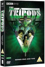 TRIPODS 1 + 2 (1984-1985) The COMPLETE Alien Sci-Fi Series Seasons R2 DVD not TV