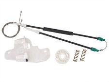 ELECTRIC WINDOW REGULATOR REPAIR KIT REAR LEFT 1 SET FOR PEUGEOT 407 04-11